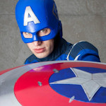 Han Jones Captain America cosplay
