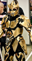 Mortal Kombat Scorpion cosplay